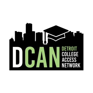 DCAN - Detroit College Access Network Logo